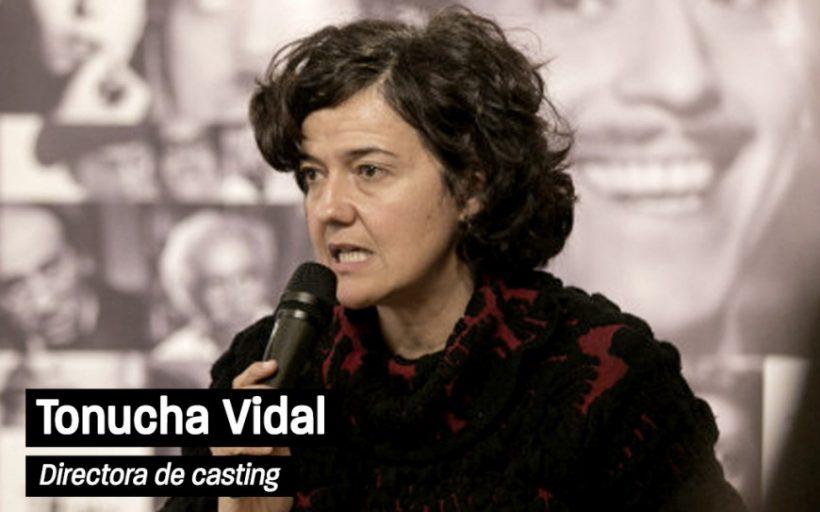 Tonucha Vidal, directora de Casting