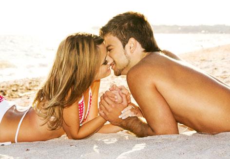 Besos que enamoran